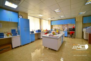 عکاسی از آزمایشگاه پزشکی