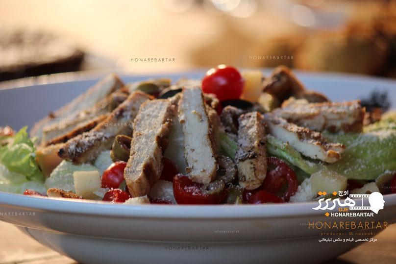 عکاسی از غذاهای ایتالیایی